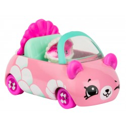 Masinuta Cutie Cars S3 cu figurina - Pearly Whirly