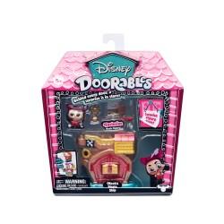 Mini set de joaca Doorables 2 figurine si accesorii - Capitanul Hook