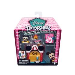 Mini set de joaca Doorables 2 figurine si accesorii - Mickey