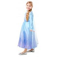 Costum de calatorie Elsa Frozen 2 marimea S