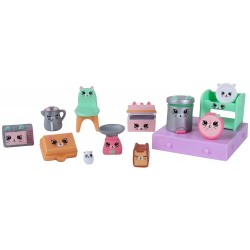 Set de joaca Happy Places S1 - Kit-ul decoratorului Kitty Kitchen
