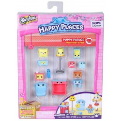Set de joaca Happy Places S1 - Kit-ul decoratorului Puppy Parlor