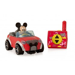 Masinuta RC Mickey in oras 2,4 GHZ