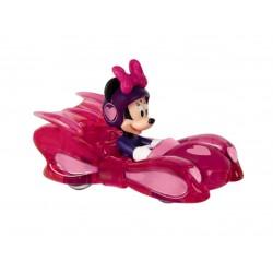 Mini Masinuta Roadster Racers 2 - Minnie Pink Tunder