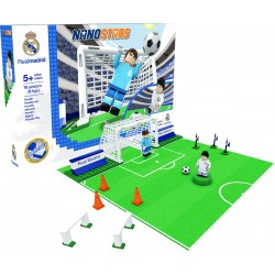 Set Penalty Nanostars Real Madrid