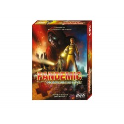 Joc Pandemic - Pe muchie de cutit