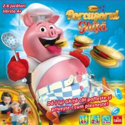 Joc Porcusorul Ghita