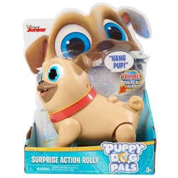 Jucarie Puppy Dog Pals cu functii - Rolly