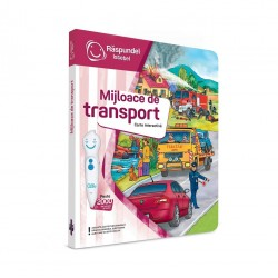Carte Raspundel Istetel - Mijloacele de transport