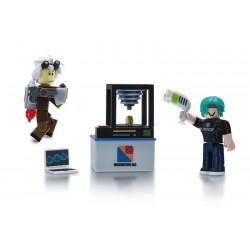 Set 2 figurine Roblox Innovation Labs