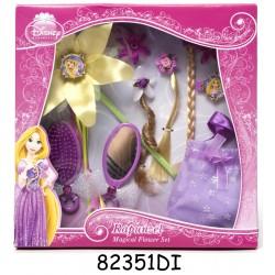 Set accesorii pentru par Rapunzel Magical Flower