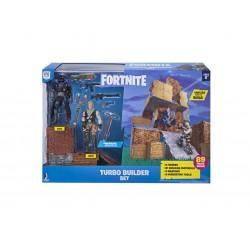 Set de joaca Fortnite Turbo Builder cu 2 figurine si accesorii