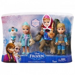 Set figurine Frozen 5 personaje