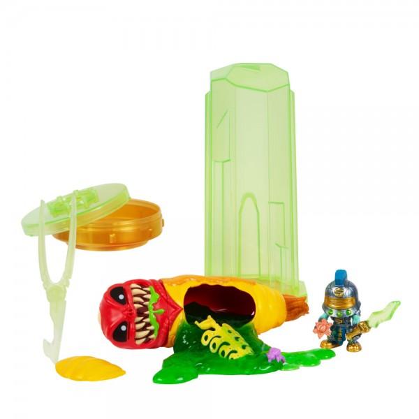 Set de joaca Treasure X Alien Hunters - Galben