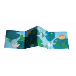 Carte pentru baita bebelusului Broscute - Egmont