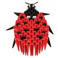 Origami 3D Creagami - Buburuza