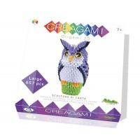 Origami 3D Creagami - Bufnita