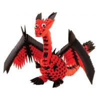 Origami 3D Creagami - Dragon