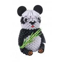 Set creativ Origami 3D Panda Creagami