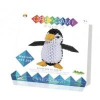 Origami 3D Creagami - Pinguin