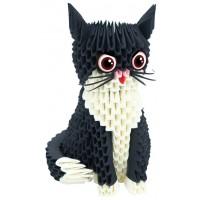 Origami 3D Creagami - Pisica