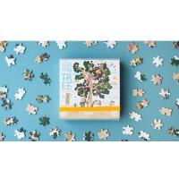 Micro Puzzle Londji 100 piese - Copacul anotimpurilor