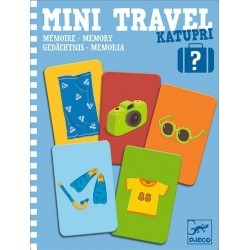 Mini travel Djeco joc de memorie