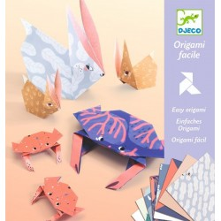 Origami Djeco Familii de animale