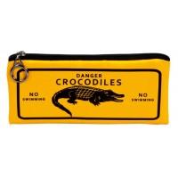 Penar textil Fridolin Crocodil