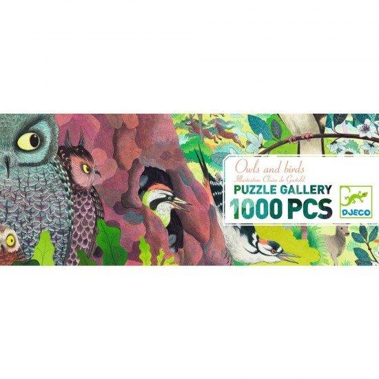 Puzzle Djeco Aripi 1000 piese
