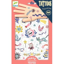 Tatuaje Djeco fluorescente - Vise frumoase