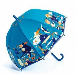 Umbrela colorata Djeco Ocean