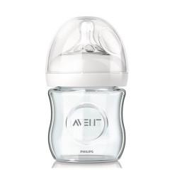 Biberon Philips-Avent SCF671/17 pentru hranire naturala din sticla 120ml