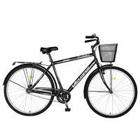 Bicicleta City 28 inch VELORS V2893B culoare negru/alb