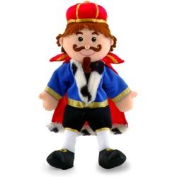 Marioneta de mana Rege Fiesta Crafts FCT-2290