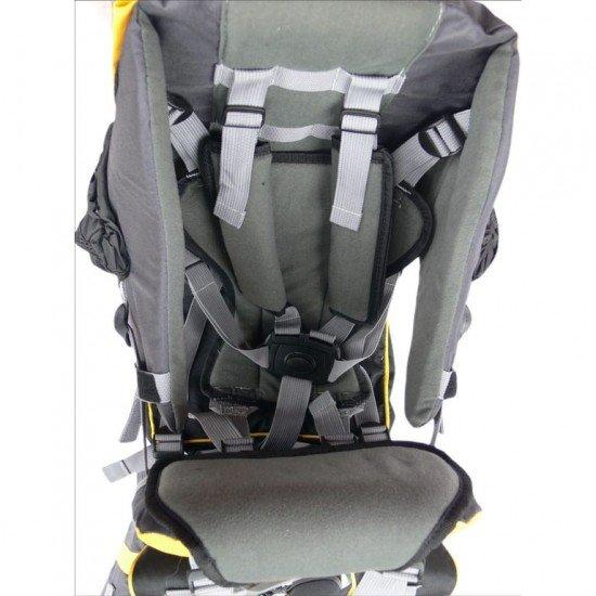 Rucsac transport copii Clasic Guto GT002 negru
