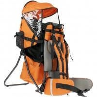 Rucsac transport copii Clasic Guto GT002 portocaliu