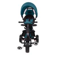 Tricicleta pliabila Qplay Rito+ Turcoaz