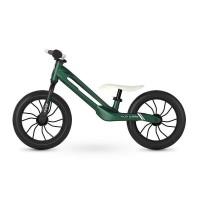 Bicicleta fara pedale Balance bike QPlay Racer Verde