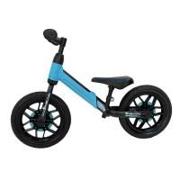 Bicicleta fara pedale Balance bike QPlay Spark Albastru