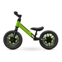 Bicicleta fara pedale Balance bike QPlay Spark Verde
