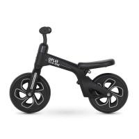 Bicicleta fara pedale Balance bike Qplay Tech Negru