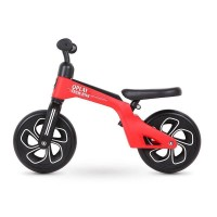 Bicicleta fara pedale Balance bike Qplay Tech Rosu