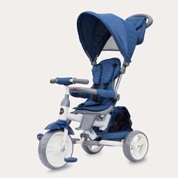 Tricicleta cu sezut reversibil Coccolle Evo Albastru 2019