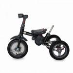 Tricicleta multifunctionala 4 in 1 cu sezut reversibil Coccolle Velo Air Bej