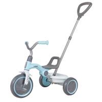 Tricicleta copii QPlay Ant Plus Albastru