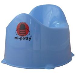 Olita antibacteriana pentru copii si bebelusi Mi-Potty Albastru