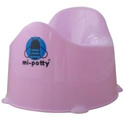 Olita antibacteriana pentru copii si bebelusi Mi-Potty Roz