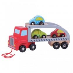 Transportator de masini Jumini
