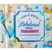 Album de amintiri: Bebelusul meu bleu